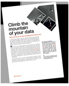 Data Management White Paper