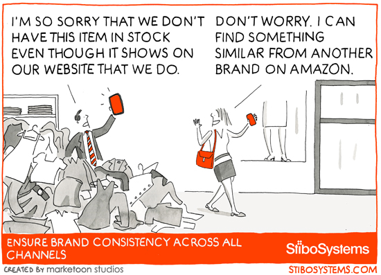 Let Consumers Experience Your Brand – Not Your Channels