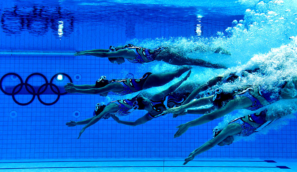 Data analytics make it possible for the athletes to perform at their very best