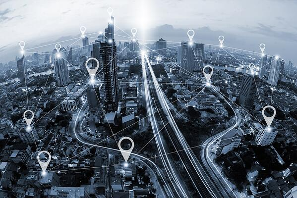 Location Data in a master data project