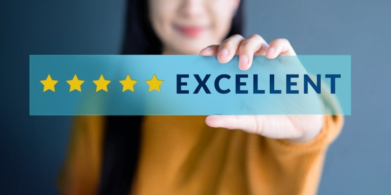 Customer loyalty built through exceptional customer experience