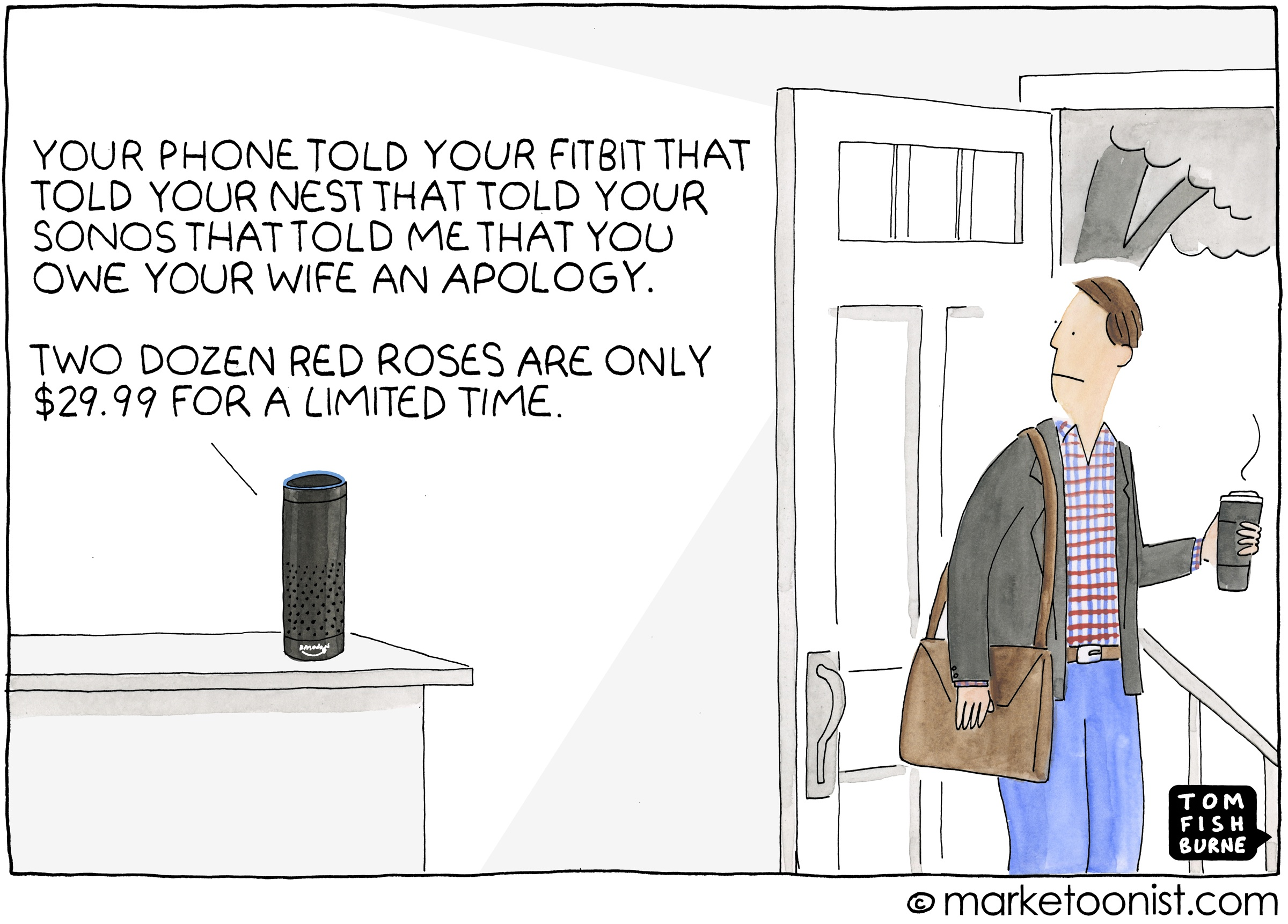 When is personalization too personal?