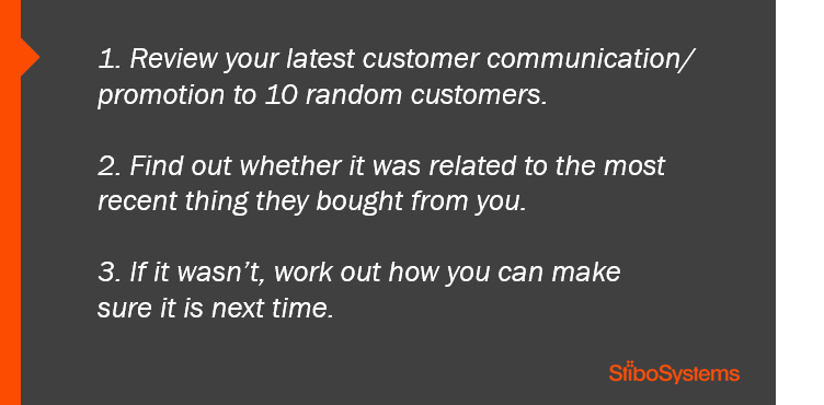 Get to know your customers better