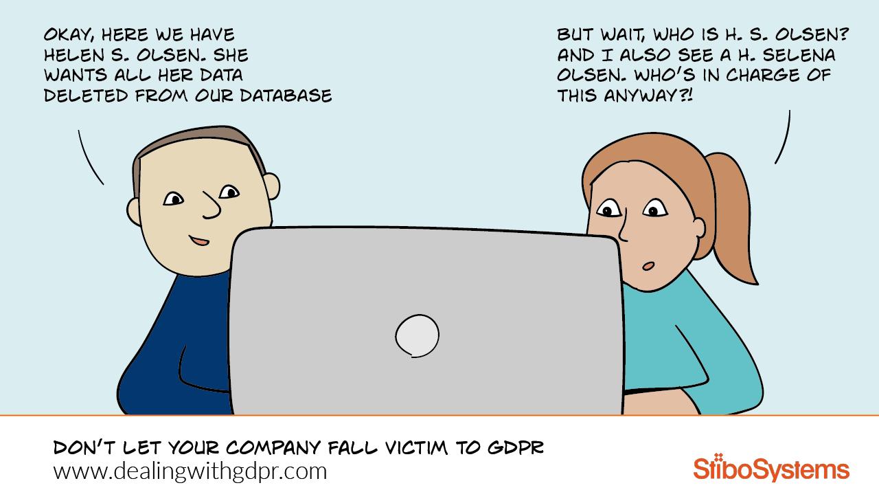 GDPR Victims