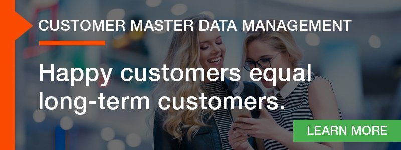 Customer Master Data Management