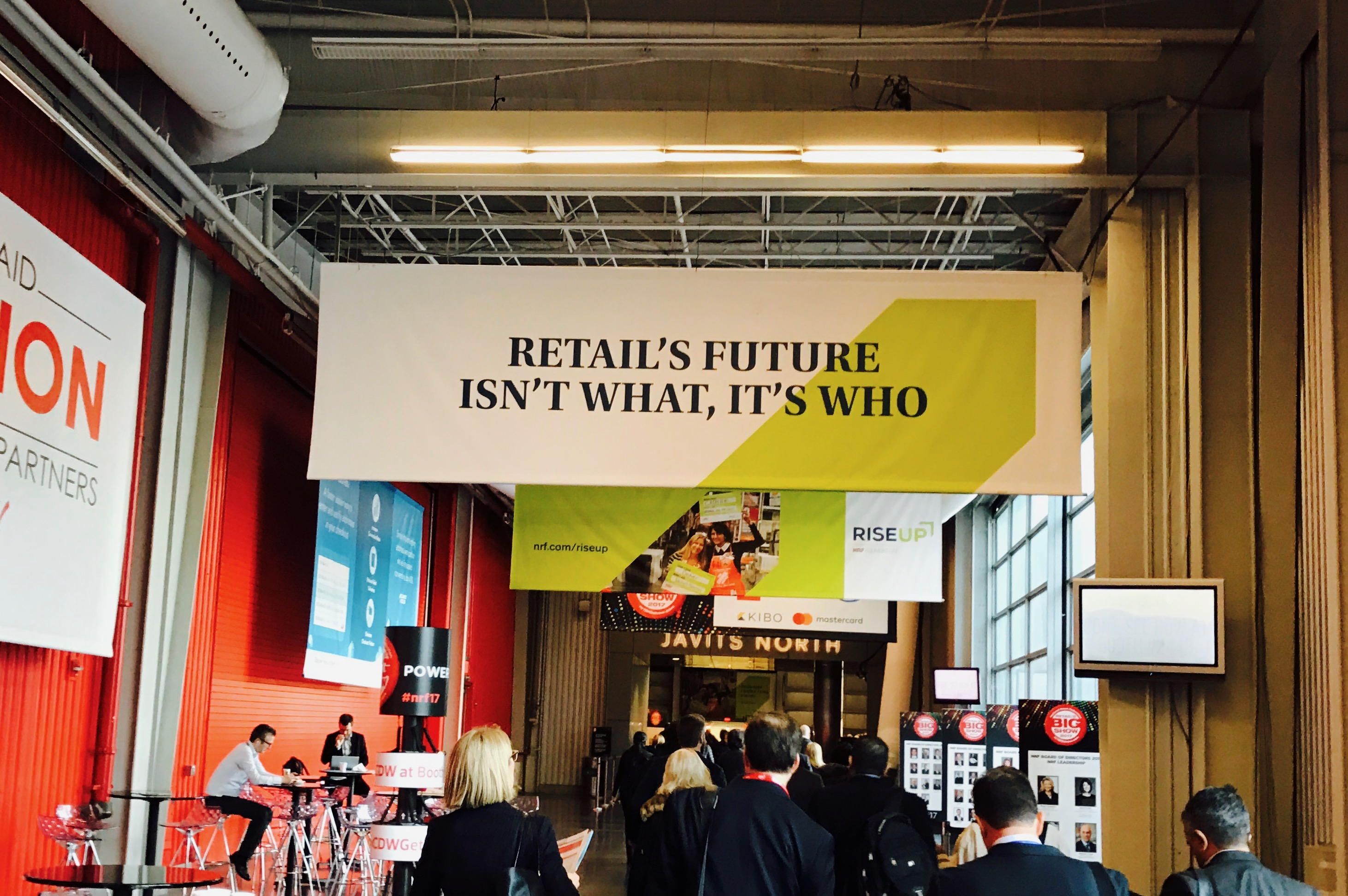 Human Insights From the National Retail Foundation's BIG Show