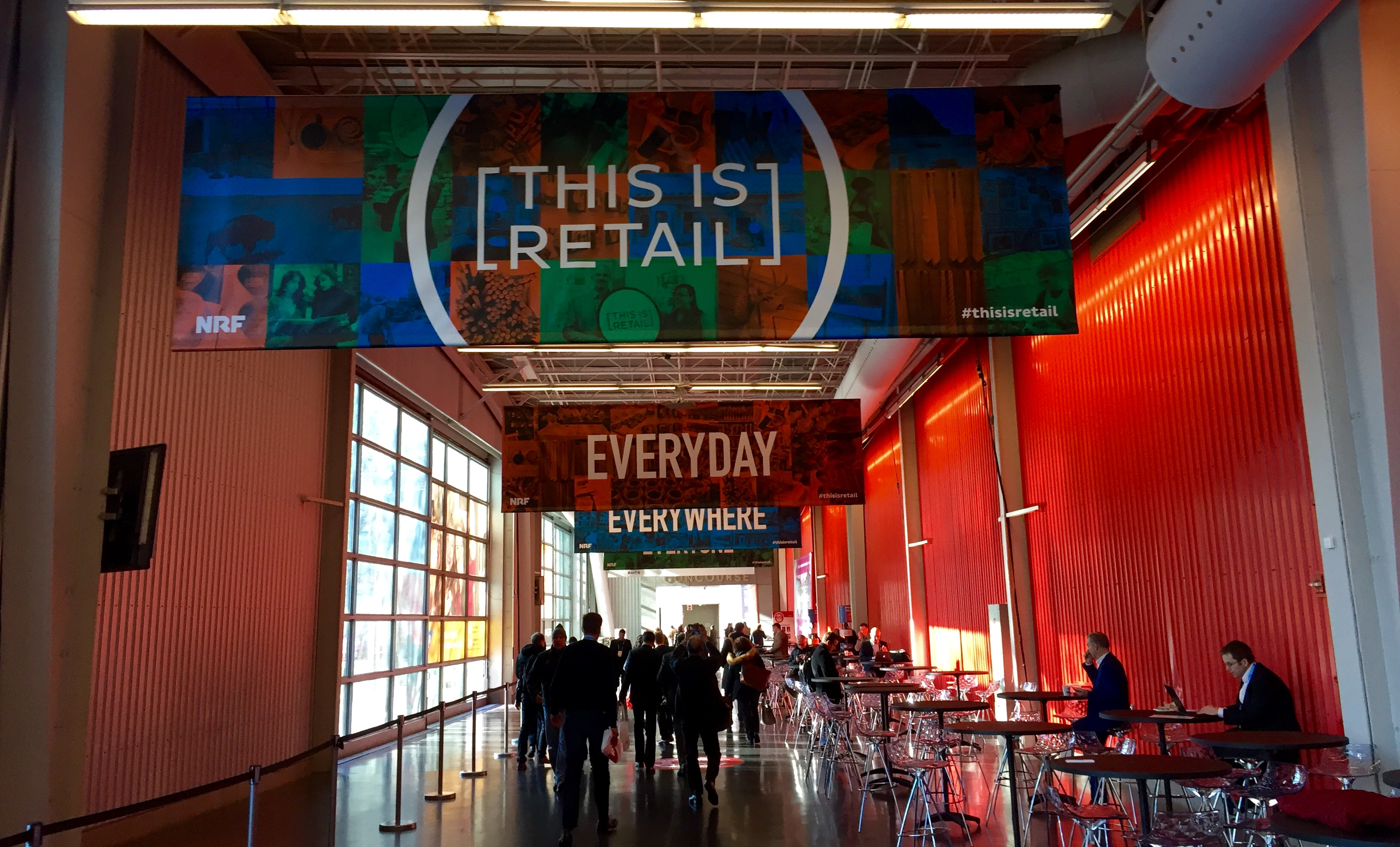 Is Peak Omnichannel Here? One Big Takeaway From the NRF's BIG Show